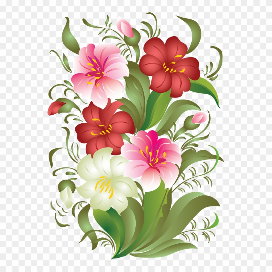 Flower bar clipart svg free library ⚜༺ Gs ༻⚜༺ - August Flower Bar Clipart - Png Download (#439390 ... svg free library