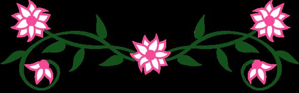 Flower border clipart png png download Flower Border Png | Free Download Clip Art | Free Clip Art | on ... png download