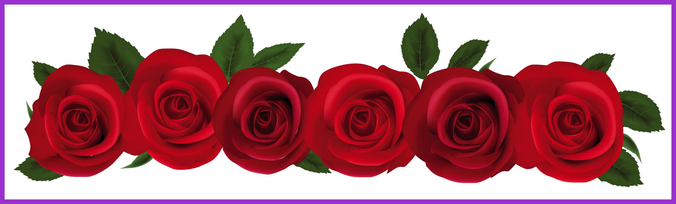 Flower border clipart roses vector royalty free 18 Ideas of Pink Rose Flower Border Png - Greening The Rose vector royalty free