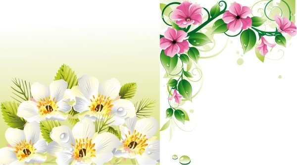 Flower borders free download banner transparent stock Round frame flower border free vector download (18,632 Free vector ... banner transparent stock