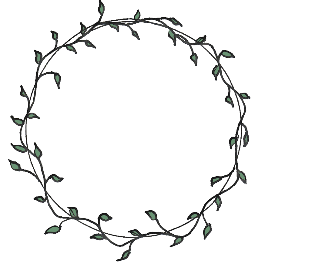 Flower circle border clipart png library library Flower Circle Drawing at GetDrawings.com | Free for personal use ... png library library