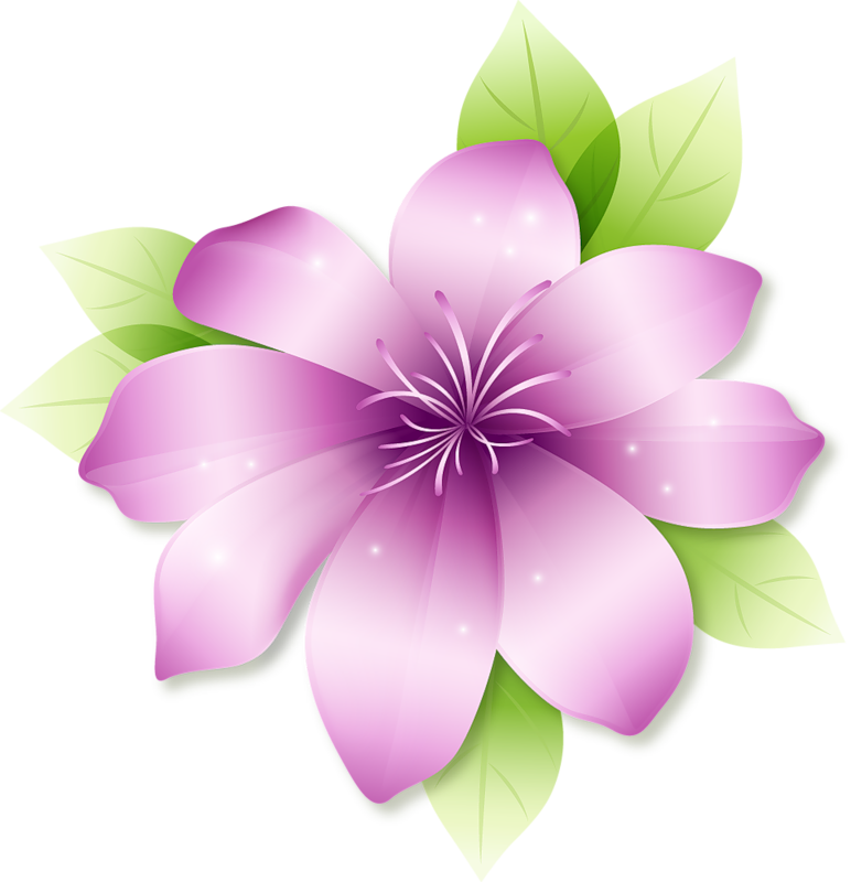 Flower clip art png clip art library Large_Pink_Flower_Clipart.png?m=1366495200 clip art library