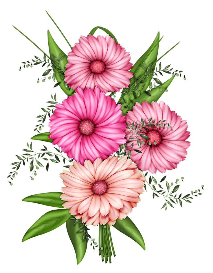 Flower clip art png clip art free stock Floral clipart png - ClipartFest clip art free stock