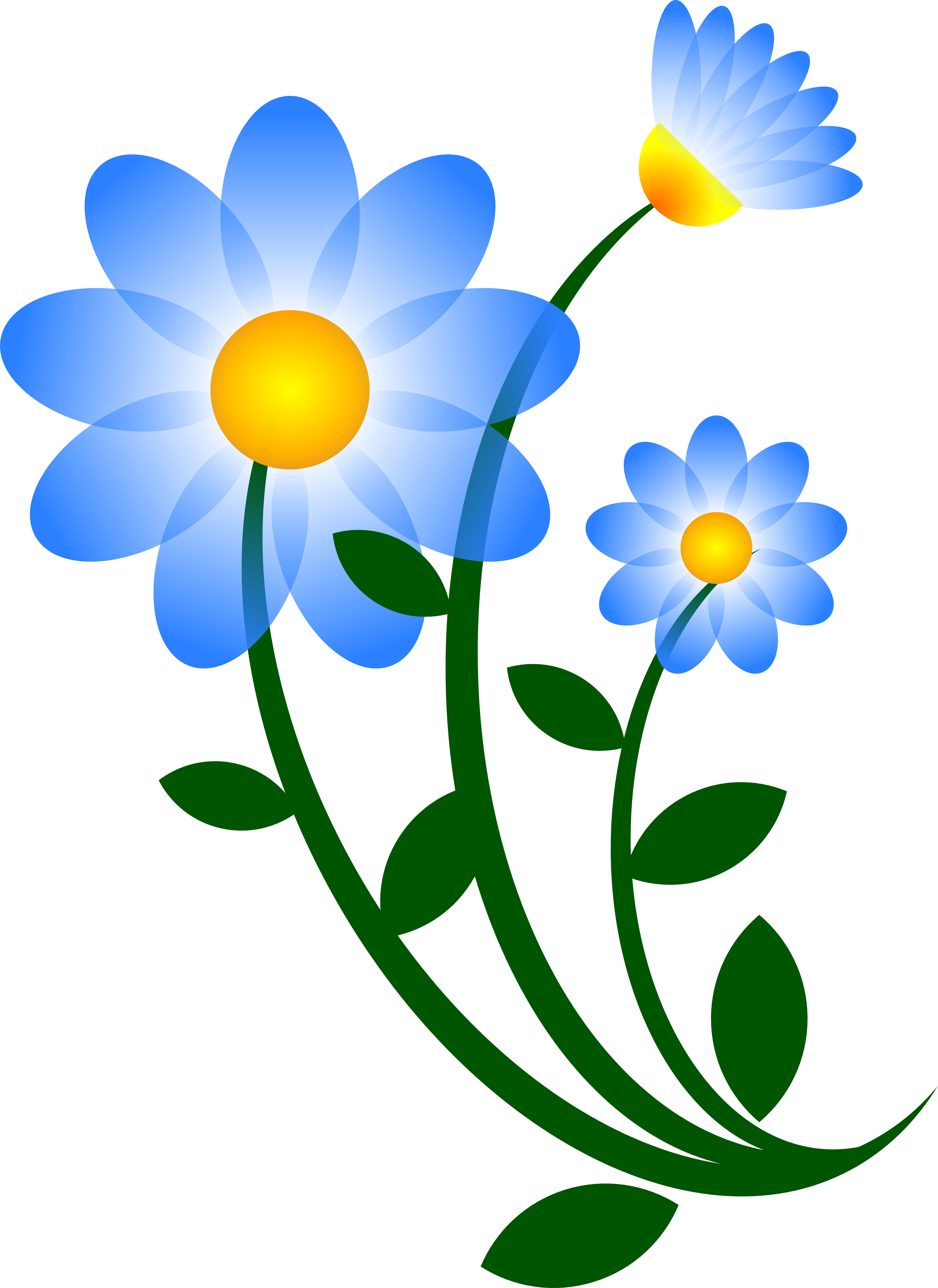 Flower clip art png graphic royalty free Clipart flower png - ClipartFest graphic royalty free
