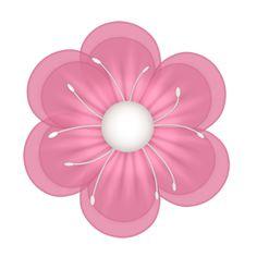 Flower clipart 60 png clip transparent FM-Last July-Element-60.png   Flower Elements   Pinterest   Album clip transparent