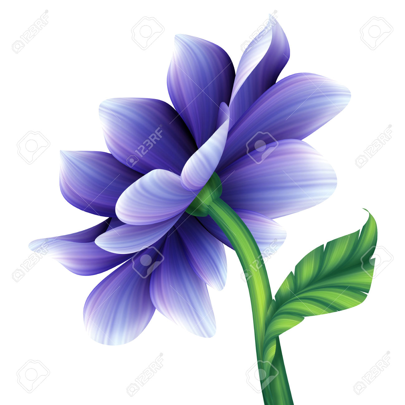 Flower clipart 60 png clipart free download violet flower clip art #60 | 66 Violet Flower Clipart | Clipart Fans clipart free download