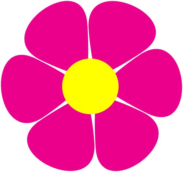 Flower daisy clipart svg transparent download Cartoon Daisy Flower Coloring Page | Sporturka cartoon daisy flower ... svg transparent download