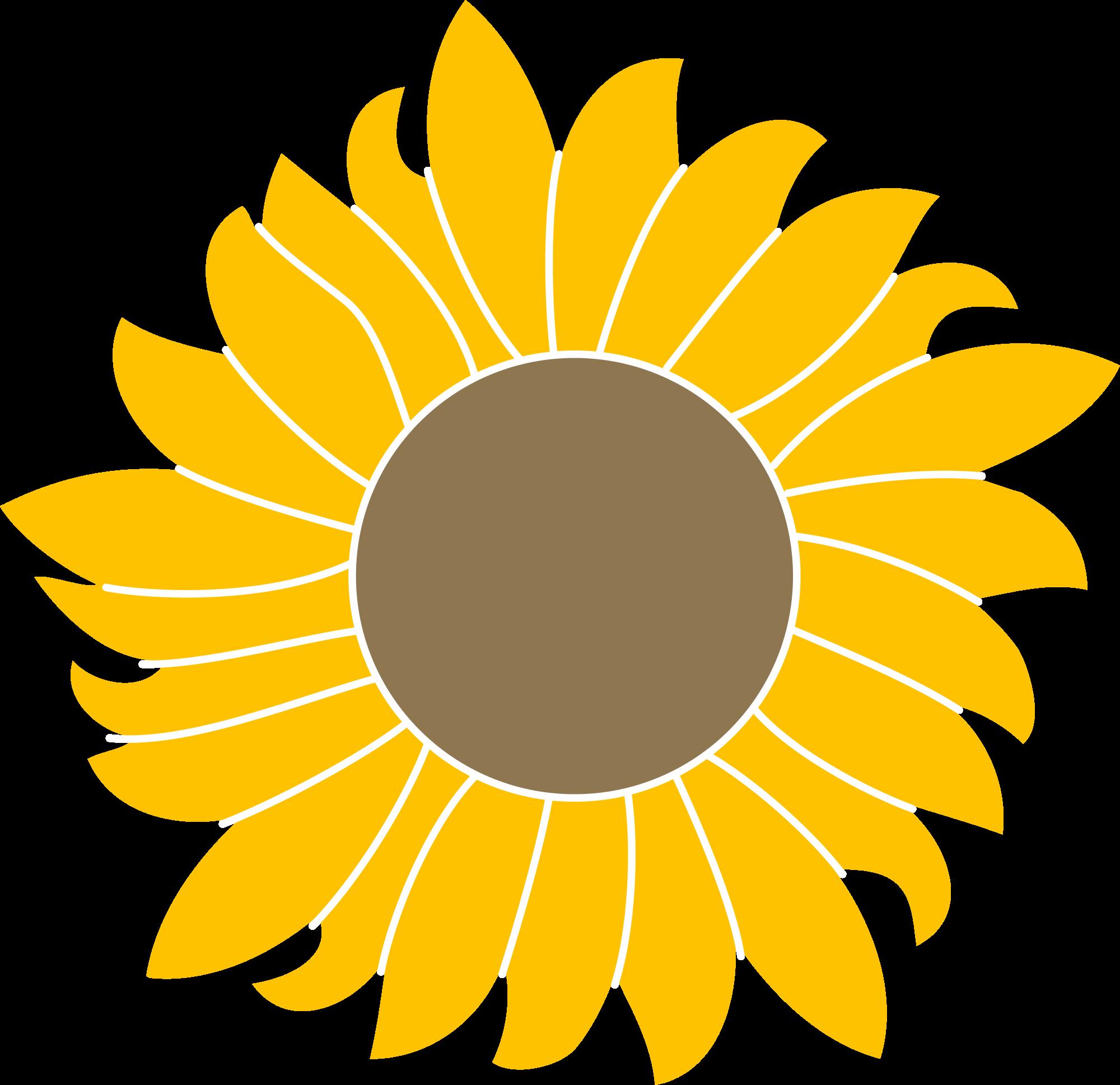 Flower clipart jpg clip transparent stock Sun Flower Clipart#4008886 - Shop of Clipart Library clip transparent stock