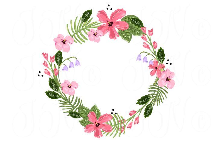 Flower clipart pastel color free Flower clipart pastel color - ClipartFest free