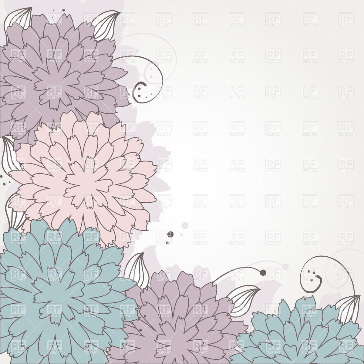Library Of Flower Graphic Freeuse Library Pastel Color Png Files