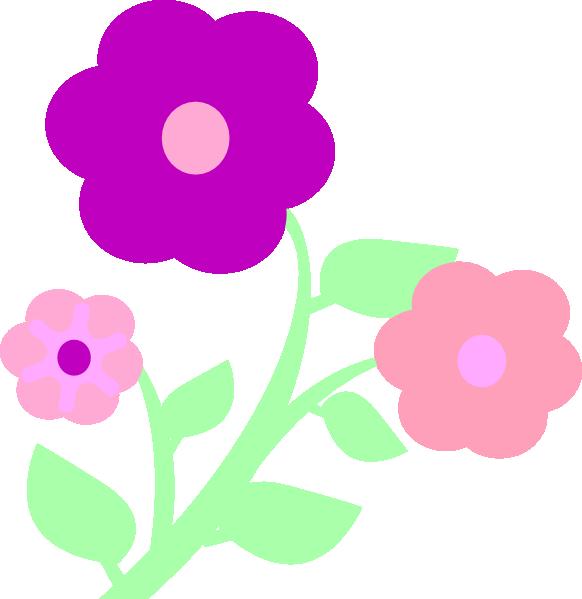 Flower clipart pastel clipart freeuse download flowers-hi.png (PNG Image, 582 × 599 pixels) | For Sophia | Pinterest clipart freeuse download