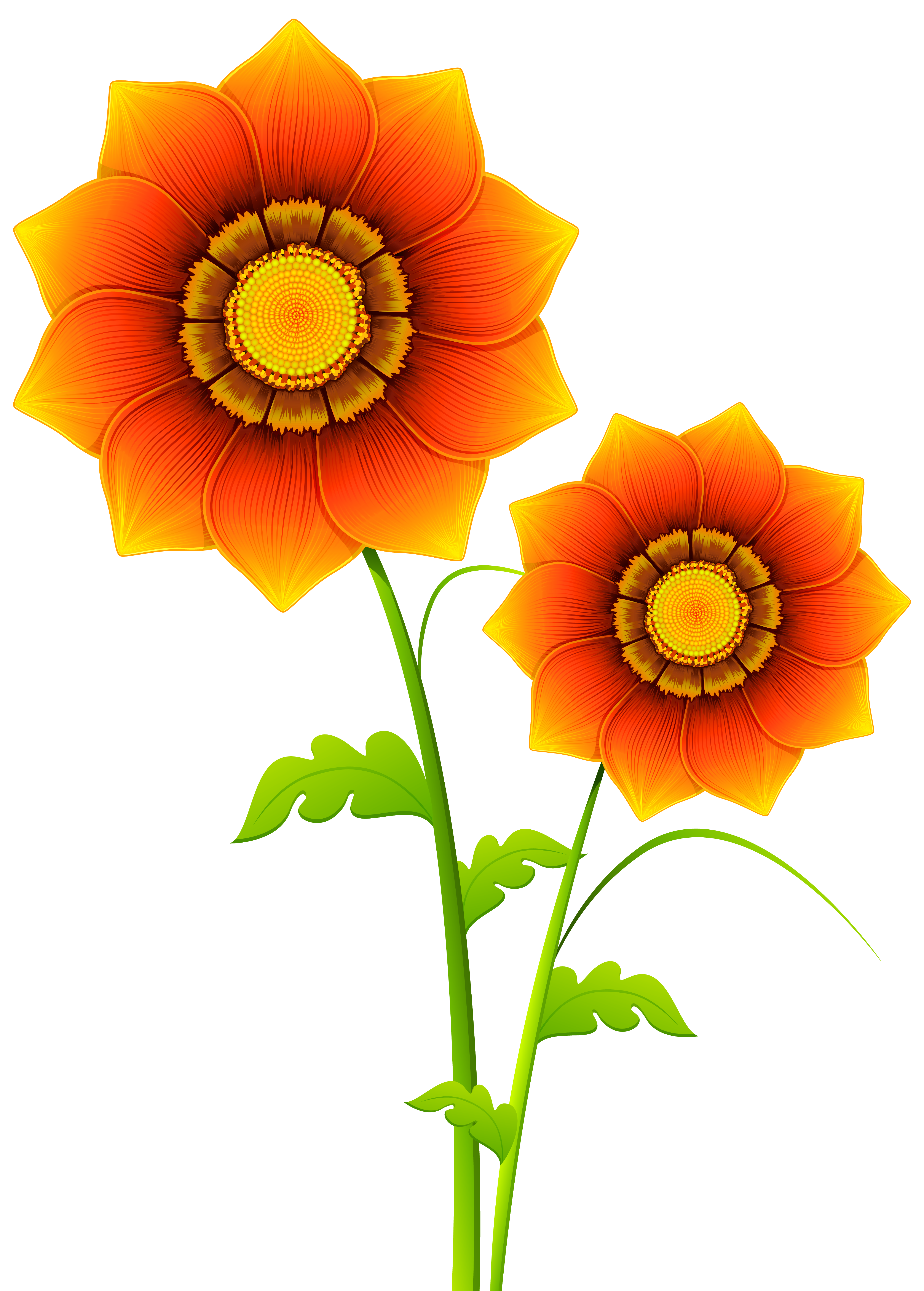 Transparent flower clipart image library Transparent Flowers Clipart PNG Image | Gallery Yopriceville - High ... image library
