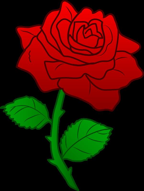 Flower clipart rose clip art freeuse Tiny Rose Clipart & Tiny Rose Clip Art Images #1613 - OnClipart clip art freeuse