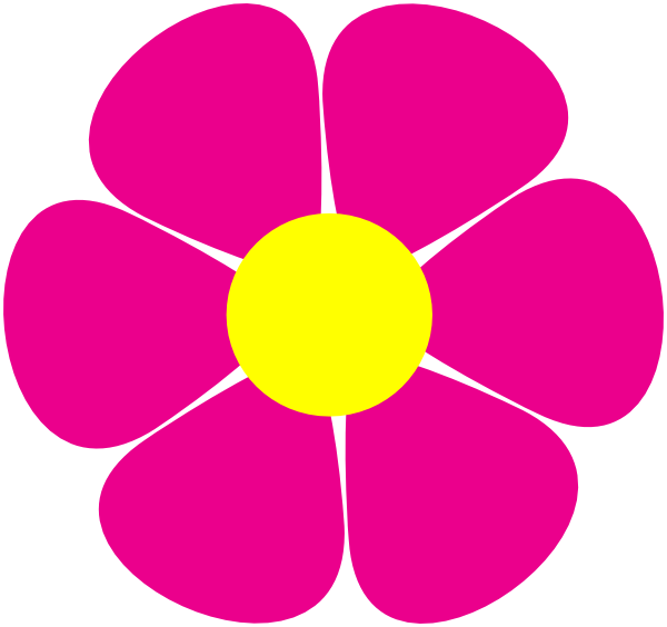 Flower clipart svg png royalty free stock svg daisy | Flower Power Daisy Clip Art at Clker.com - vector clip ... png royalty free stock