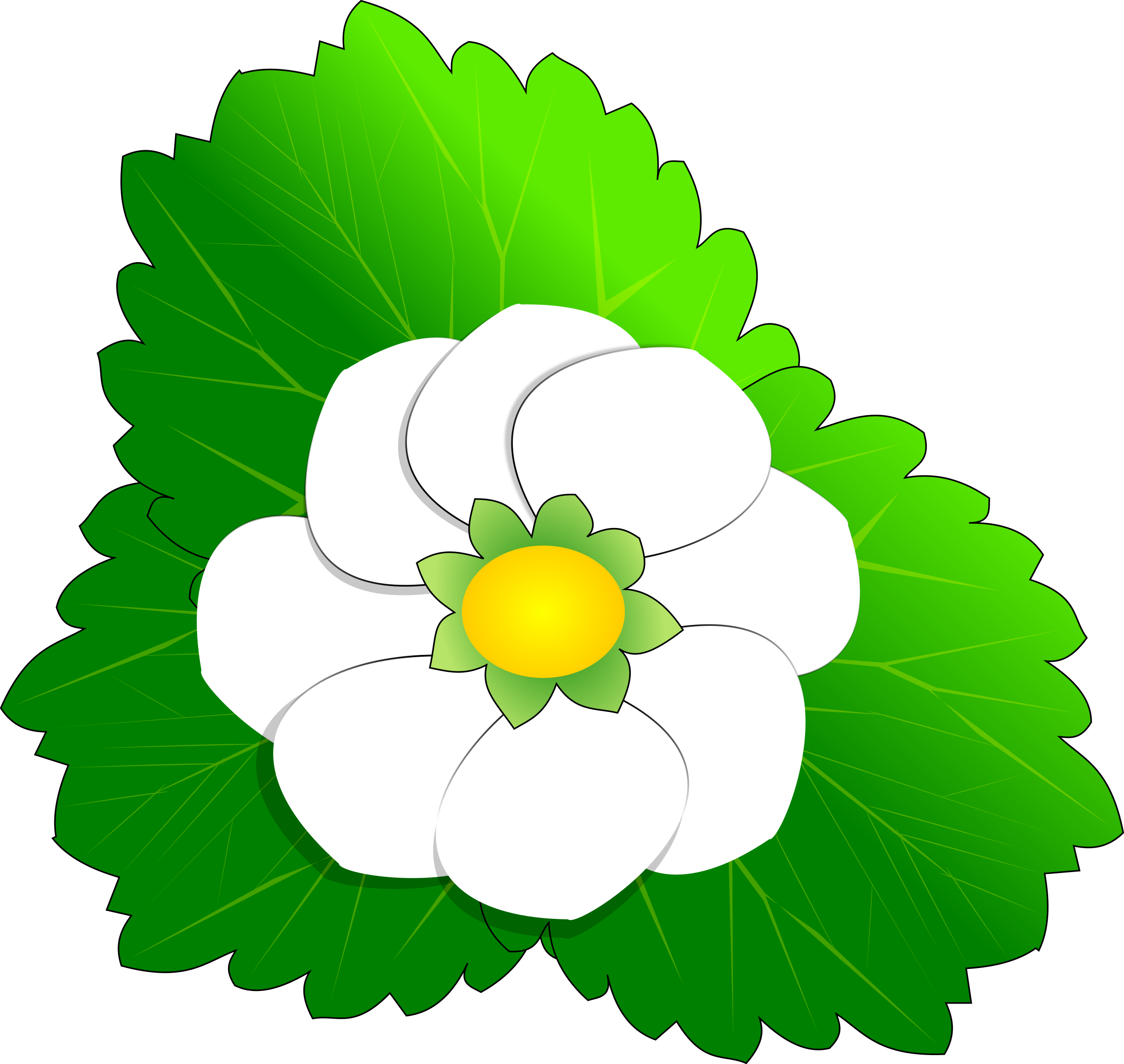Flower clipart to color png royalty free Flowers Color Clipart sampaguita - Free Clipart on Dumielauxepices.net png royalty free