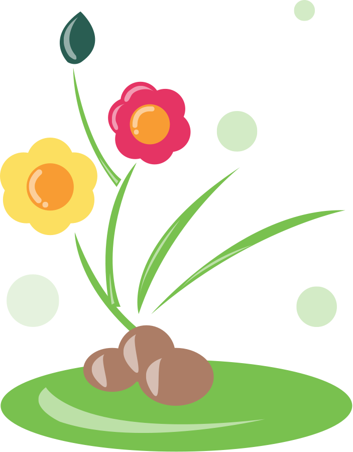 Flower clipart vector clipart royalty free library Free Flowers Vector, Download Free Clip Art, Free Clip Art on ... clipart royalty free library