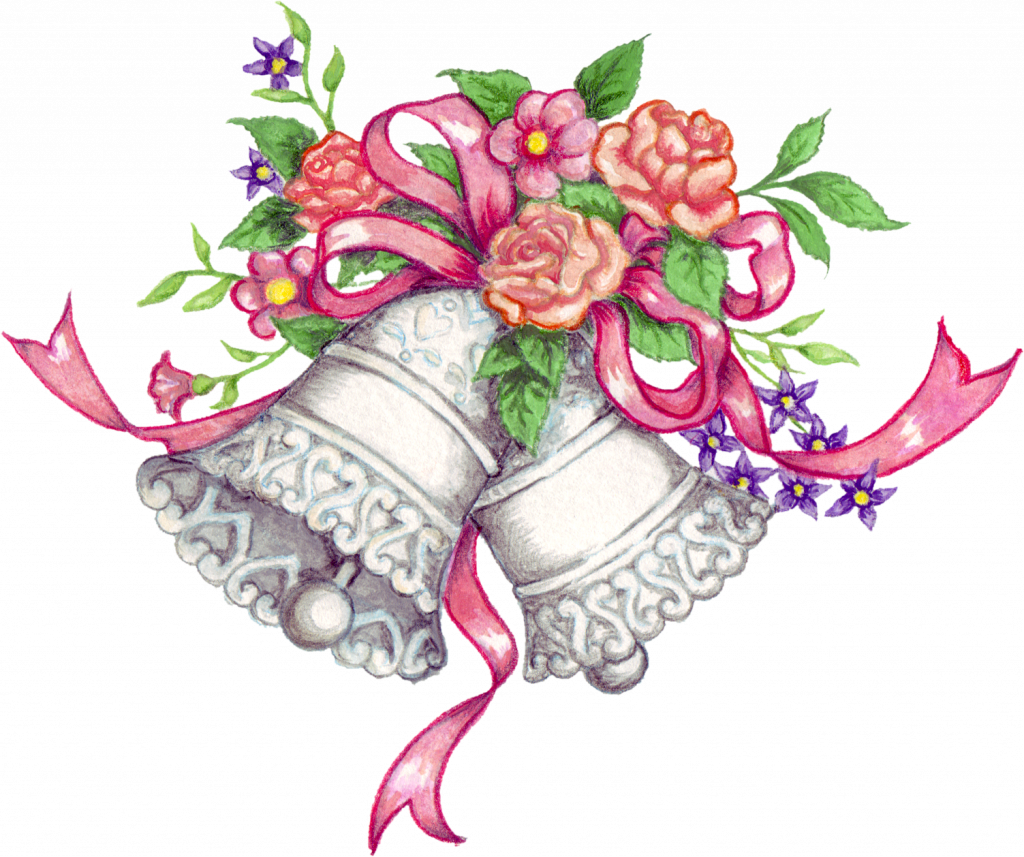 Wedding flower clipart banner stock Best HD Bell Wedding Flower Clipart Image banner stock