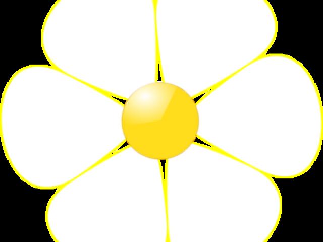 White flower clipart png stock White Flower Clipart 4 - 300 X 297 | carwad.net png stock