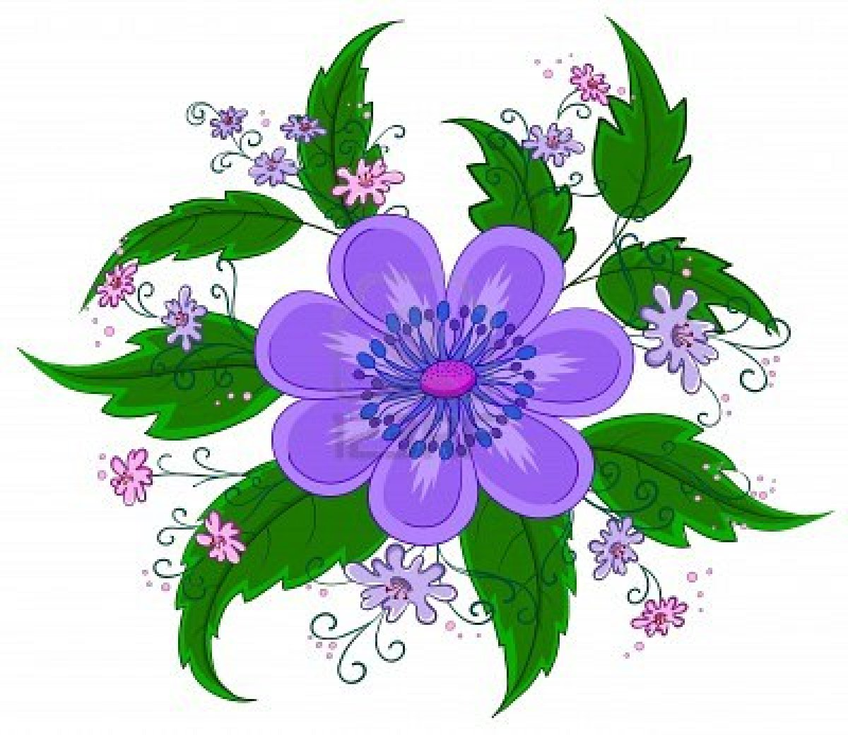 Flower cliparts free download image free Lilac Flowers Clip Art – Clipart Free Download image free
