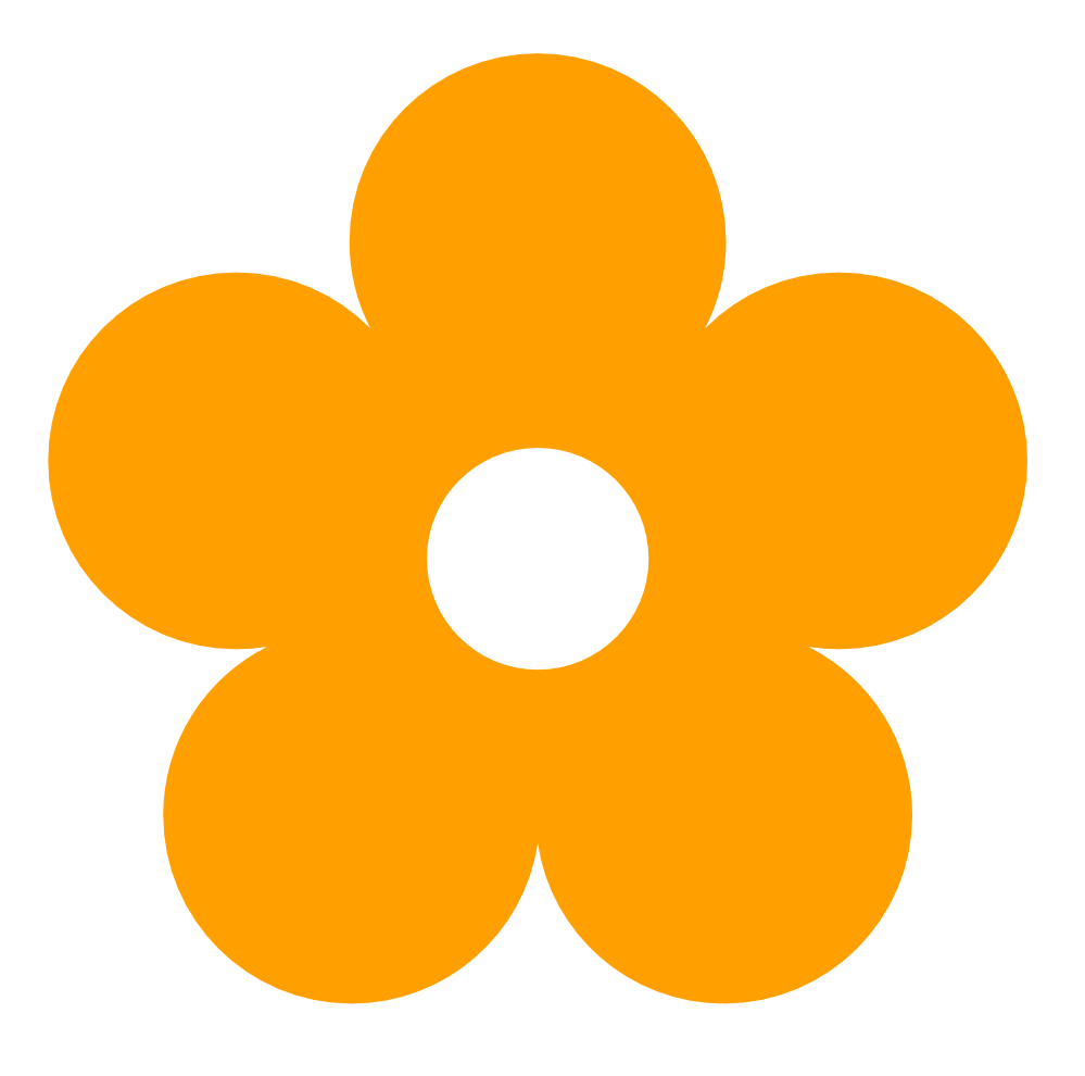 Flower color clipart. To free download best