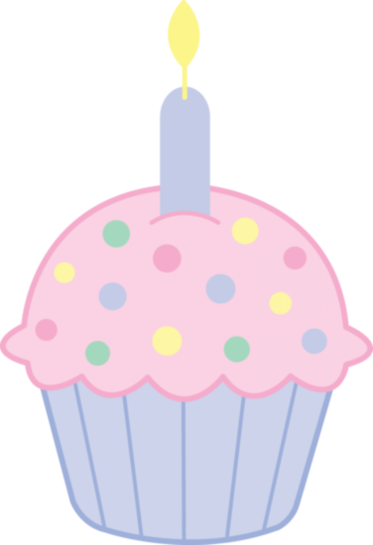 Flower cupcake clipart jpg transparent stock DIY Design pictures clip art Downloads ~ hatenylo.com jpg transparent stock
