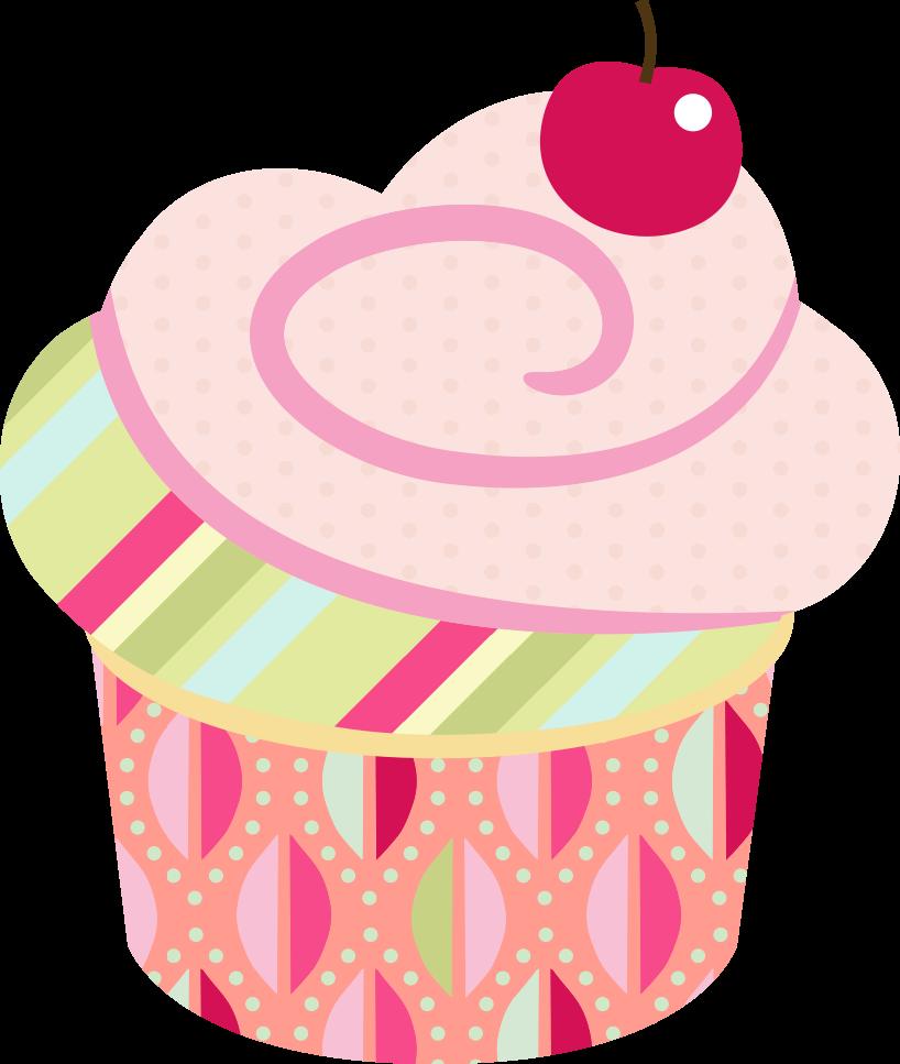 Flower cupcake clipart png free stock CUPCAKE | Γενέθλια | Pinterest png free stock
