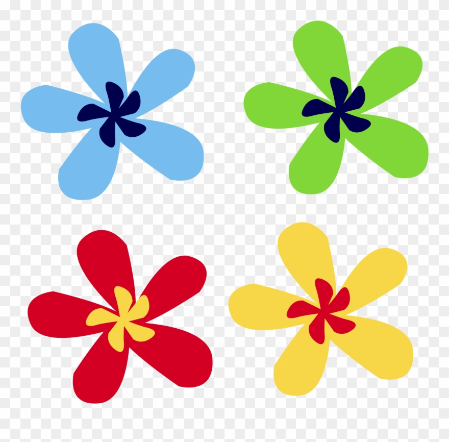 Flower design clipart images. Pictures of small png