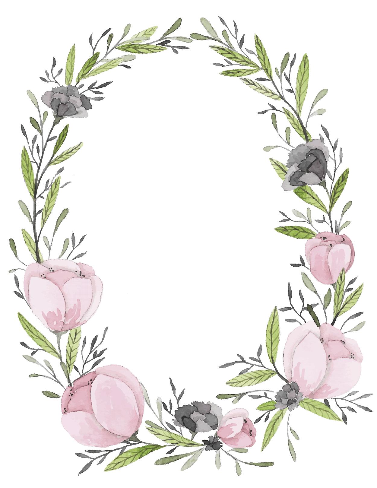 Flower divider clipart png stock Imágenes para Invitaciones de Boda DIY | Pinterest | Wallpaper, Draw ... png stock