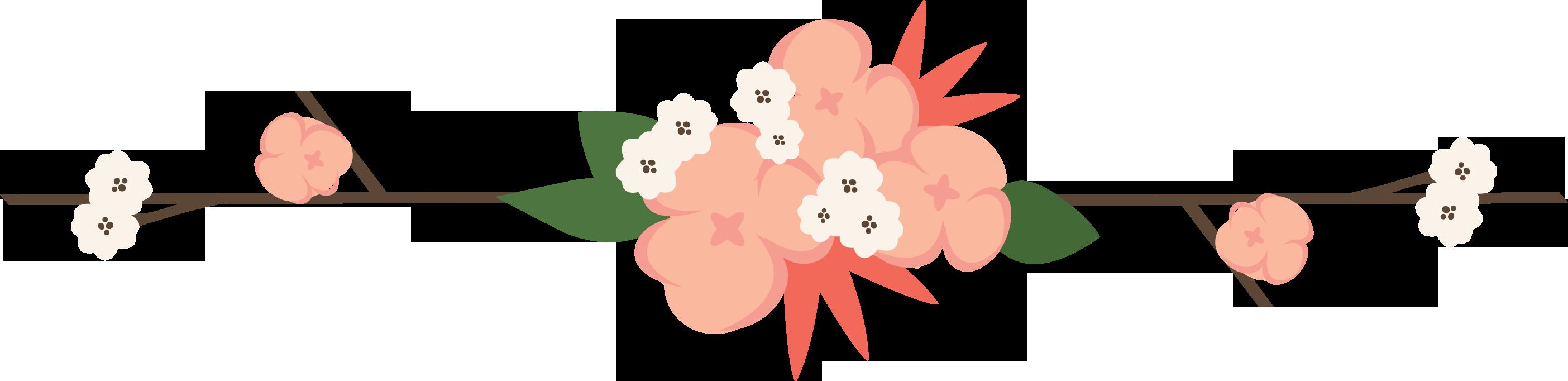 Flower divider clipart image transparent Images of Floral Dividers - #SpaceHero image transparent