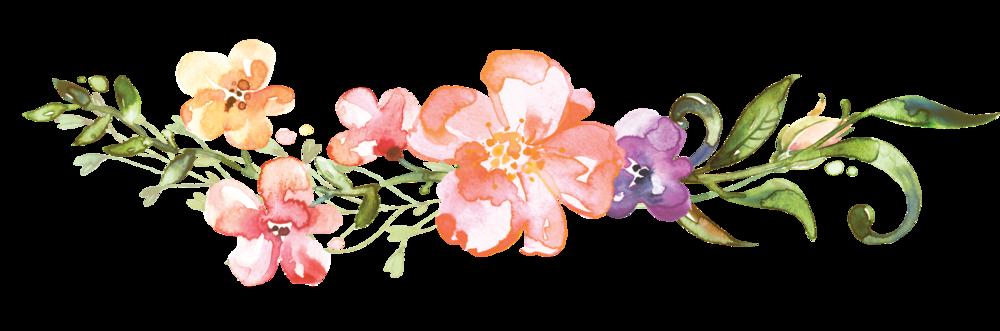 Flower divider clipart svg freeuse Jimmy + Kat svg freeuse