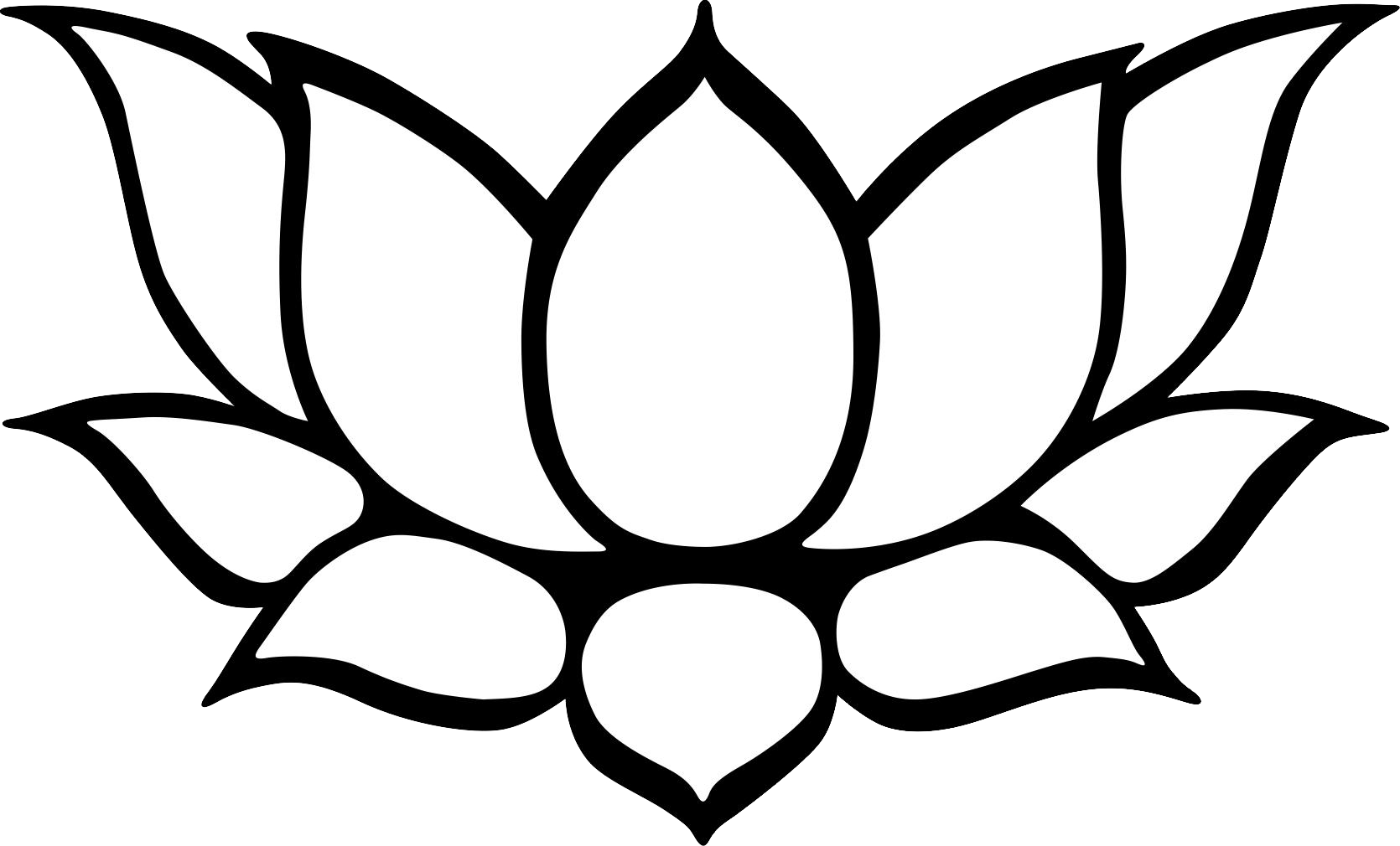 Flower drawing clipart svg lotus (1670x1010) http://www.clipartbest.com/clipart-jcxdEEjcE ... svg