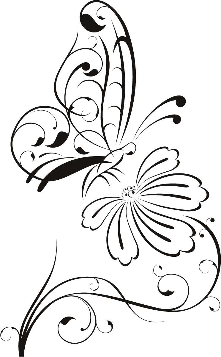 Flower drawings free download clipart download Flower Drawings Clipart - Clipart Kid clipart download