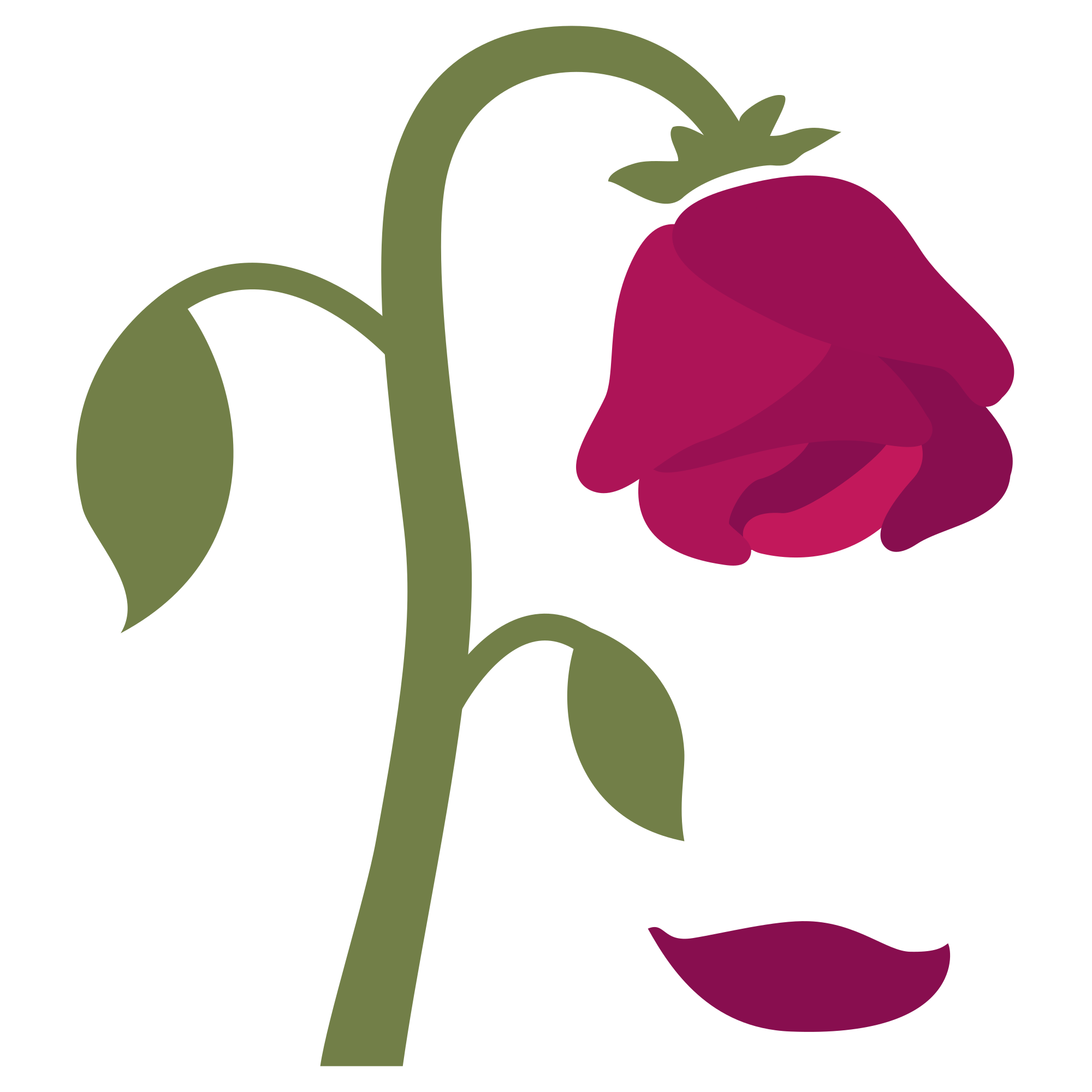 Flower emoji clipart vector library library File:Emoji u1f940.svg - Wikimedia Commons vector library library