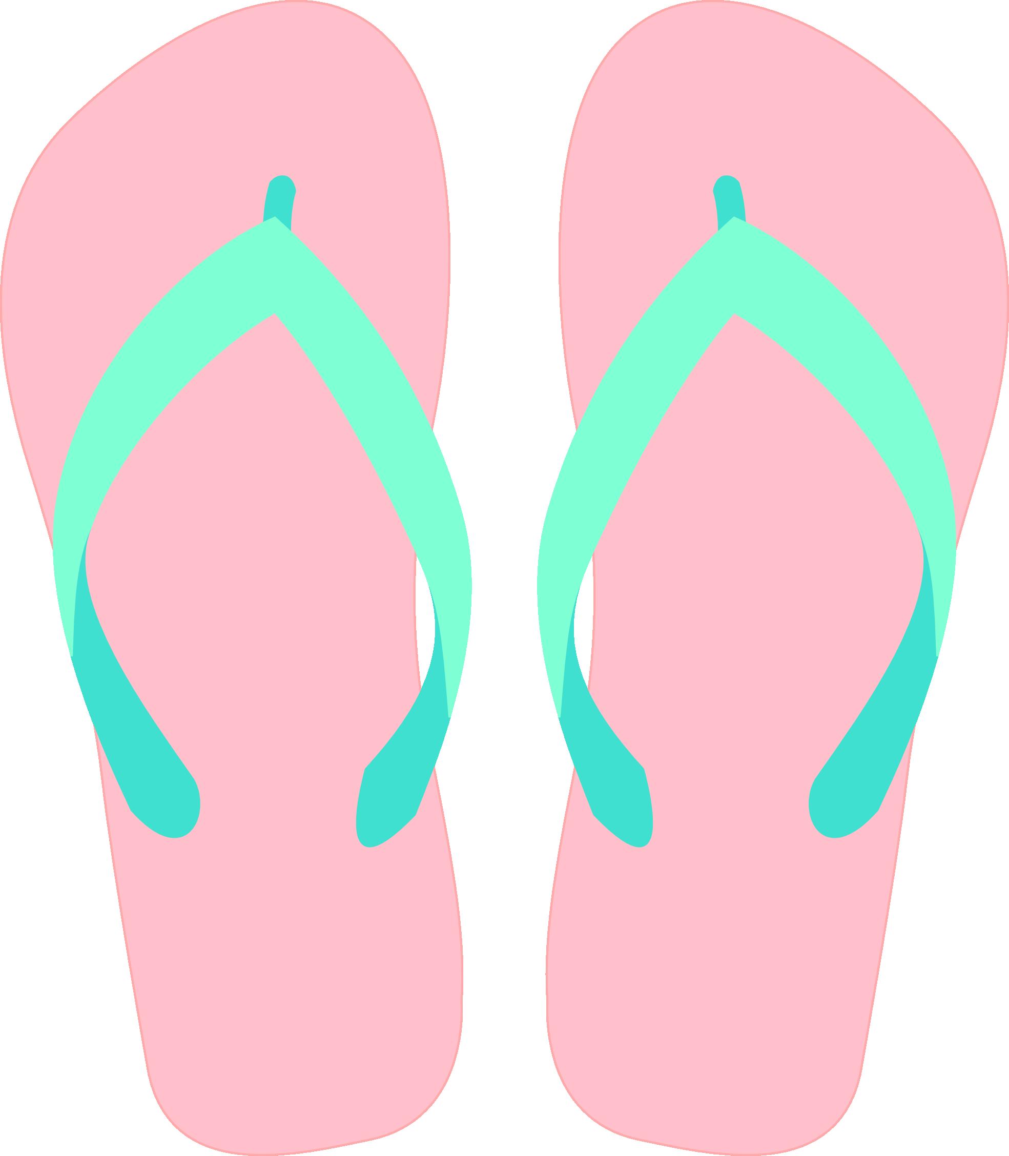 Freeclip art flop havaianas. Flower flip flops clipart