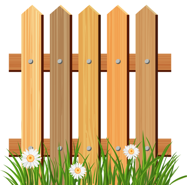 School fence clipart free download Wooden Garden Fence with Grass PNG Clipart | Arts misc likes ... free download