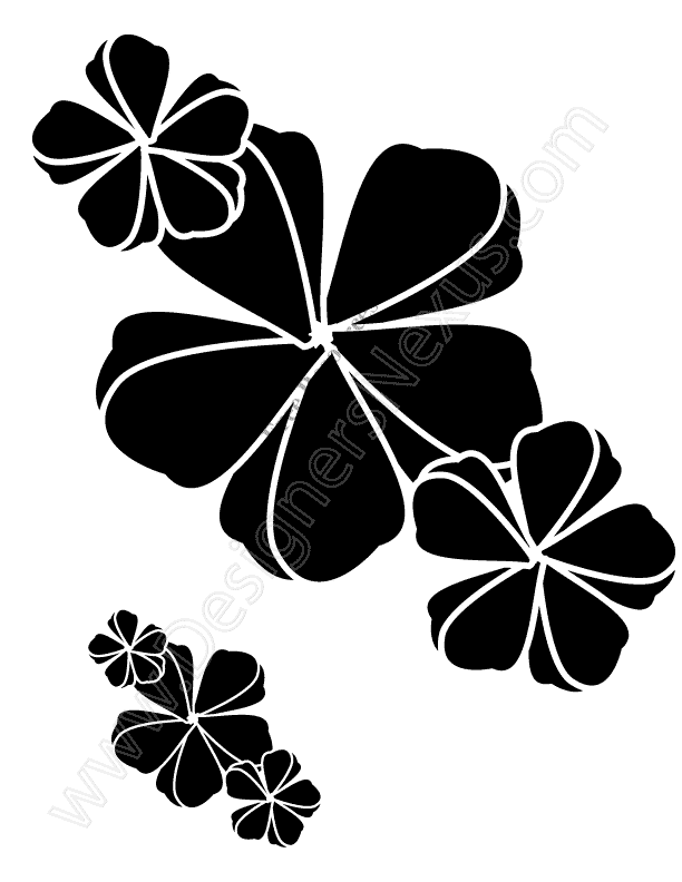 Flower graphic images clip art free Graphic flower images - ClipartFest clip art free