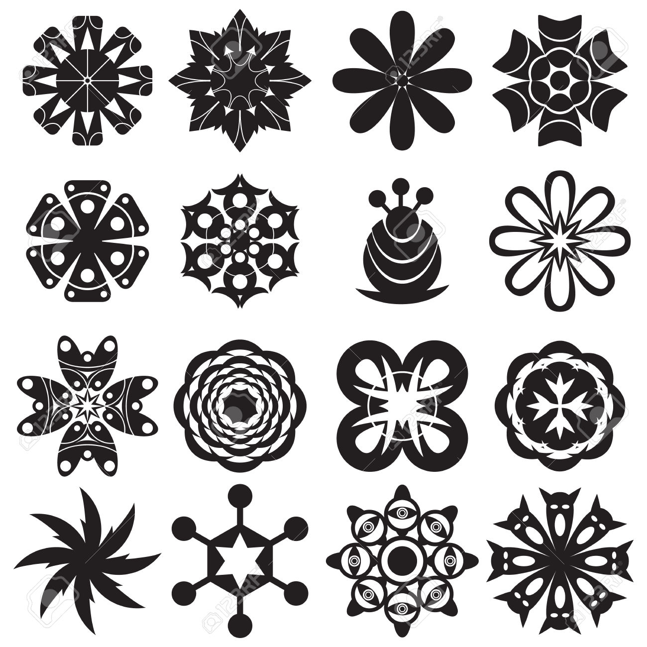Flower graphic images image freeuse download Graphic flower images - ClipartFest image freeuse download