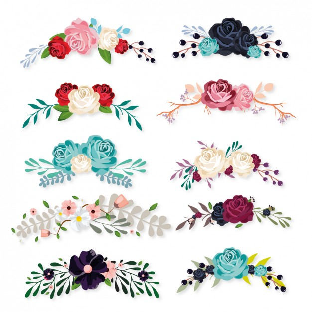 Flower graphic images clipart transparent download Flower Vectors, Photos and PSD files | Free Download clipart transparent download