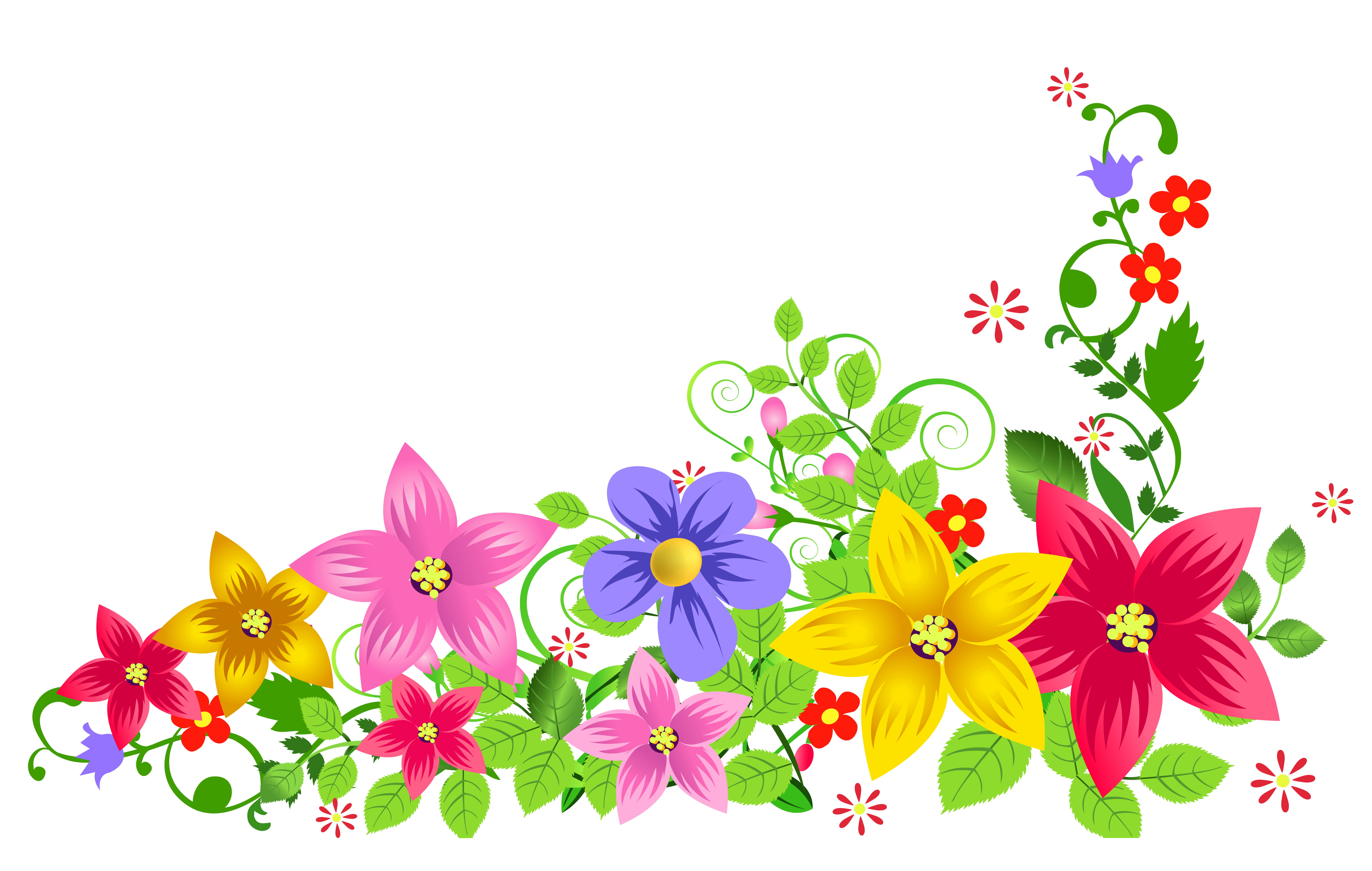 Flower hd clipart picture transparent library Flower HD PNG Transparent Flower HD.PNG Images. | PlusPNG picture transparent library