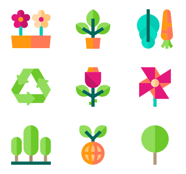 Flower icon clipart. Free shared by jmkxyy