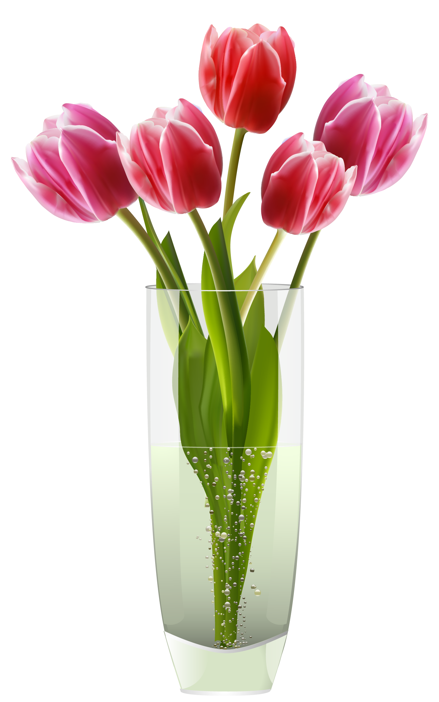 Flower in a vase clipart clipart black and white library flowers in vase - Google-Suche | flowers | Pinterest | Red tulips ... clipart black and white library