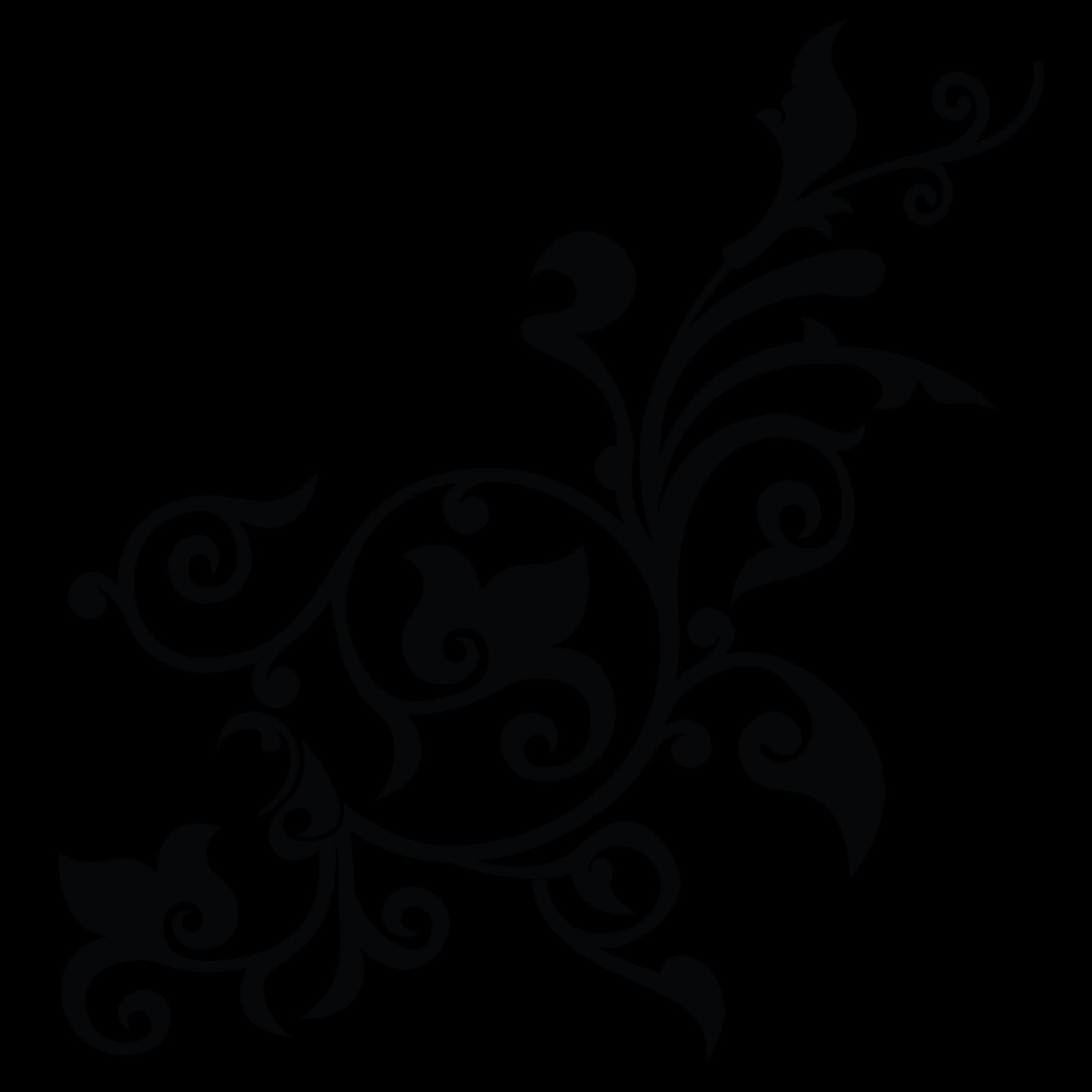 Flower in jug png clipart black n white transparent background svg free Floral Png | Free download best Floral Png on ClipArtMag.com svg free
