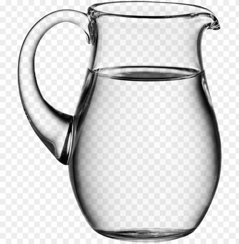Flower in jug png clipart black n white transparent background png transparent icsart png color - jug with water clipart black and white PNG image ... png transparent
