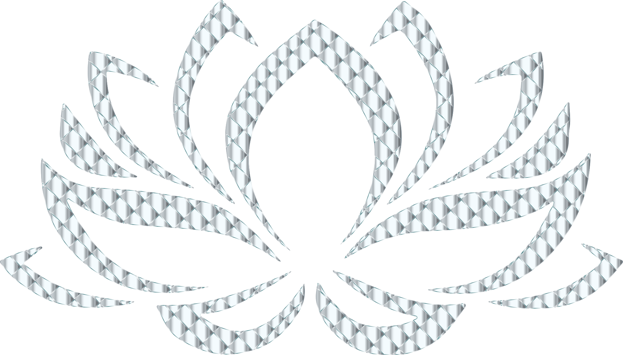 Flower no background clipart clipart royalty free Clipart - Silver Lotus Flower No Background clipart royalty free
