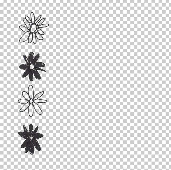 Flower overlay clipart picture royalty free download Overlay Petal Flower We Heart It PNG, Clipart, Black And White, Blog ... picture royalty free download