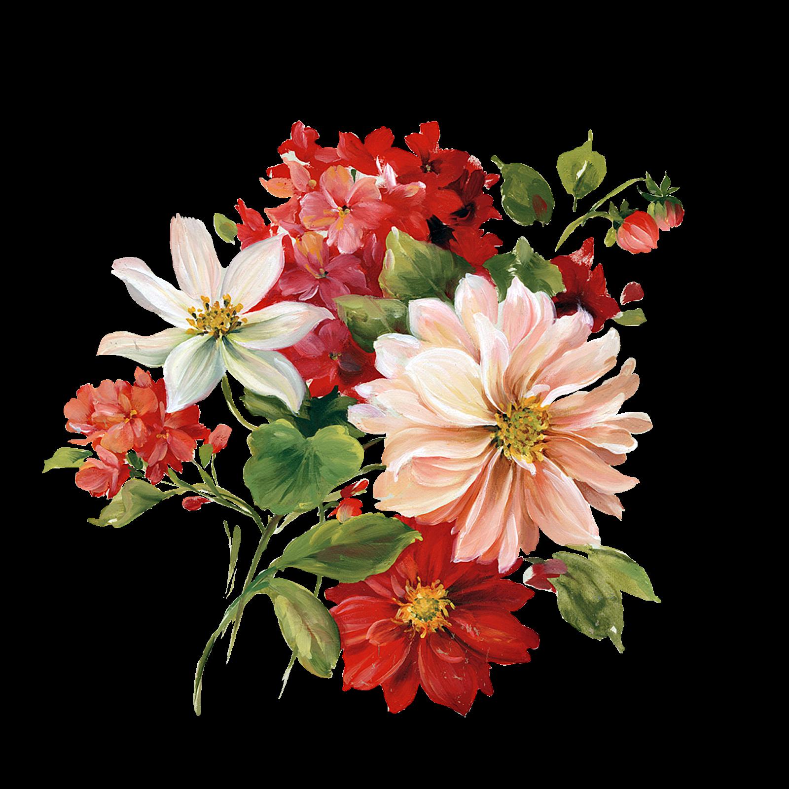 Flower painting clipart picture freeuse stock yüksek çözünürlüklü dekupaj resimleri,sanatsal dekupaj resimler ... picture freeuse stock