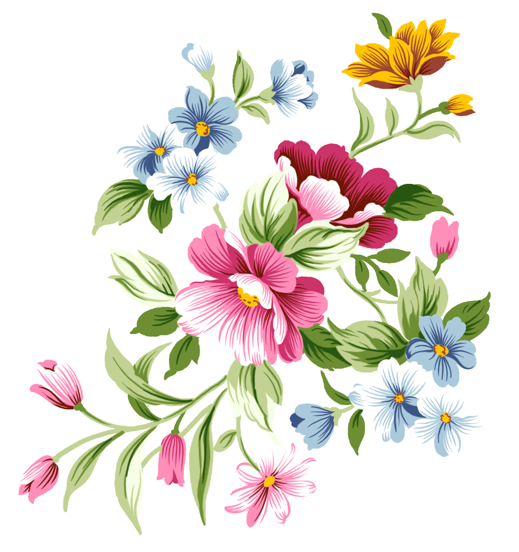 Free vintage flower clipart transparent stock png | Flower png | SYEDIMRAN | Backgrounds | Pinterest | Flower ... transparent stock