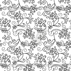 Flower patterns clipart svg royalty free Flower pattern clip art - ClipartFest svg royalty free
