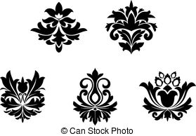 Flower patterns clipart clipart free library Flower Stock Illustrations. 697,622 Flower clip art images and ... clipart free library