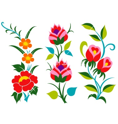 Flower patterns clipart clipart freeuse library 1000+ images about flower pattern on Pinterest | Flower chart ... clipart freeuse library